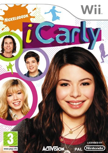 iCarly (Wii) [Edizione: Regno Unito]