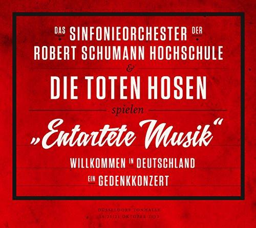 Entartete Musik-Willkommen in Deutschland