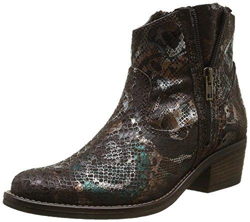 Tamaris 25701, Stivali da Cowboy Donna Marrone (MOCCA COMB 303Mocca Comb 303)