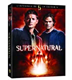 Supernatural - Saison 5 (dvd)