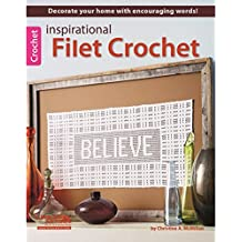 Leisure Arts-Paper Arts-Inspirational Filet all'uncinetto