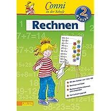 Conni in der Schule: Conni in der Schule - 2. Klasse Rechnen