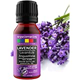 Organix Mantra Lavender Essential Oil, 100% Steam Distilled Pure & Natural (15ML)