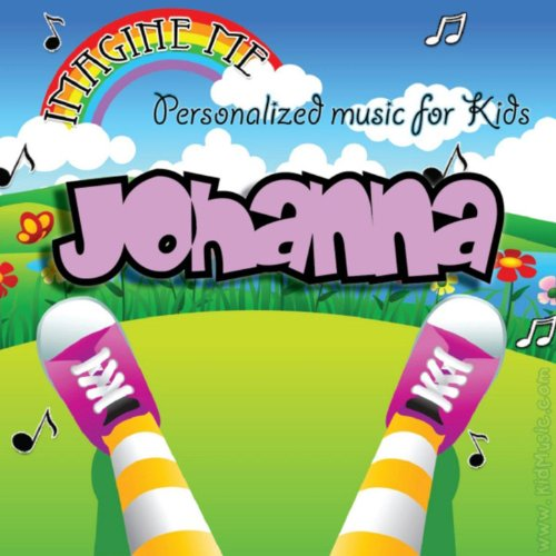 Johanna's Personalized Happy Birthday Song Di Personalized