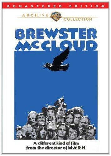 Brewster Mccloud - Remastered [DVD] [1970] [Region 2] Starring Bud Cort, Shelley Duvall, Sally Kellerman (2010)