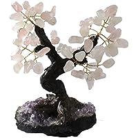 Baum des Glücks Rosenquarz–Steine roulees–TGM preisvergleich bei billige-tabletten.eu