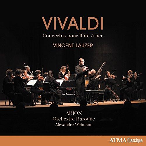 Vivaldi : Concertos pour flûte à bec
