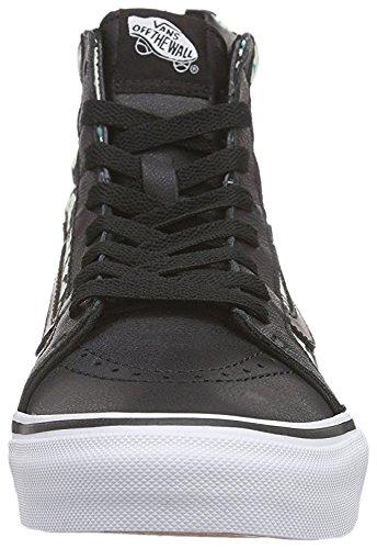 Vans, Sneaker donna Noir - Negro / Beige