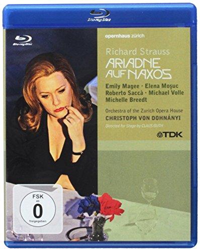 Ariane A Naxos [Blu-ray] [(+booklet)]