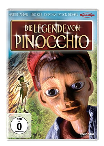 Bild von Die Legende von Pinocchio