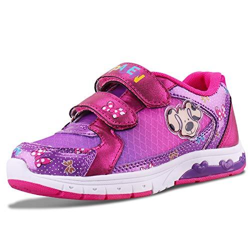 Hallenschuhe Kinder Schuhe Unisex Sportschuhe Wanderschuhe,Low-Top Rutschfest Sneaker Sport Fitness Turnschuhe,für Jungen & Mädchen