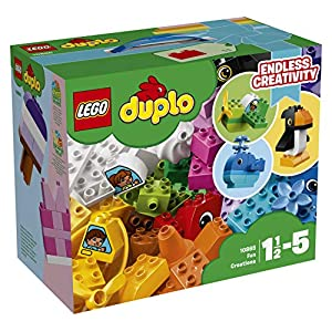 LEGO Duplo - My First - Creazioni Divertenti, 10865  LEGO