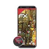 atFolix Schutzfolie passend für Oukitel K5 Folie, entspiegelnde & Flexible FX Bildschirmschutzfolie (3X)