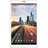 """Archos 80b Helium 4G Tablette tactile 8"""" Blanc (Disque dur 16 Go, 1 Go de RAM, Android 5.1)"""