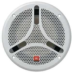 "JBL MS6100 6 1/2"" DUAL MARINE WHITE SPEAKER 105 WATTS"