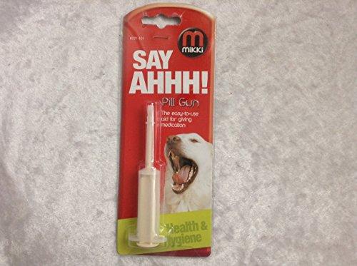 Mikki Say Ahh Pille Gun für Hunde & Katzen Tiere/Behandlung