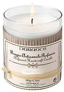 Bougie parfumée Vanille 180gr DURANCE