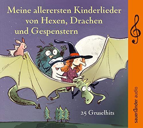 nderlieder von Hexen, Drachen und Gespenstern: 25 Gruselhits ()
