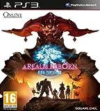 PS3 Final Fantasy 14, XIV, A Real Reborn, deutsch USK12, Playstation 3, III, In Englischer Verpackung