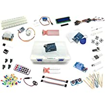 "Funduino Kit ""UNO 8"" – Arduino compatible starter kit"
