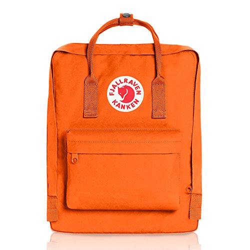 Oferta mochila Kanken naranja (muchos colores)