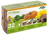 JIFFY Start-Set Profi 32 Torftöpfe und 32 Torfquelltabs