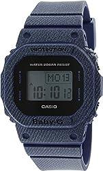 Casio Baby-g Digital Black Dial Womens Watch-B201 (BGD-560DE-2DR)