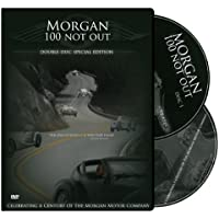 Morgan DVD: 100 NOT OUT. (Double disk).