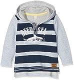 ESPRIT KIDS Baby-Jungen Sweatshirt RL1504202, Blau (Light Heather Blue 406), 92