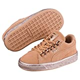 Puma Suede Classic x Chains Preschool Dusty Coral-Rose Gold 1