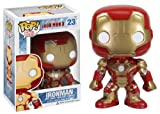 POP MARVEL IRON MAN 3 IRON MAN MK XVII FIGURE
