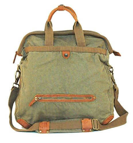 Le sac Kakadu Traders Convertible Messenger Bag, 9L08 Vert
