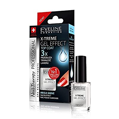 Eveline X Treme Gel Effect Top Coat 12ml