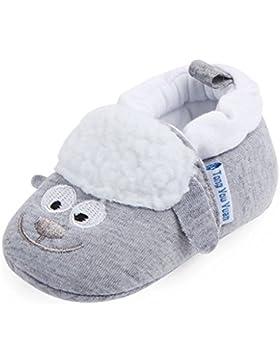 MagiDeal Schuhe für 0-18 Monate Baby Krabbelschuhe Lauflernschuhe Krippeschuhe aus Baumwolle