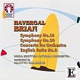 Havergal Brian - Symphony Nos. 10 & 30