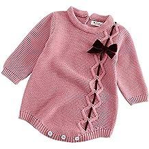 232fd63c1 HCFKJ Ropa Bebe NiñA Invierno NiñO Manga Larga Camisetas Beb Conjuntos Moda Bebé  ReciéN Nacido NiñA