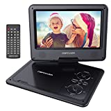 9.5'' Tragbarer DVD-Player