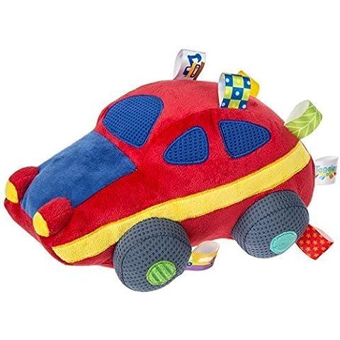 Taggies Wheelies Soft Toy, Sports Car by Mary Meyer