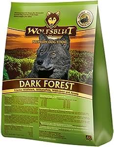 Wolfsblut Dark Forest, 1er Pack (1 x 2 kg)
