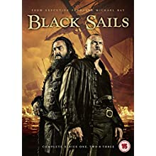 Black Sails Season 1-3 [DVD] [UK Import]
