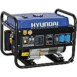 Hyundai HY 3000 - Generador de corriente, 3 kW