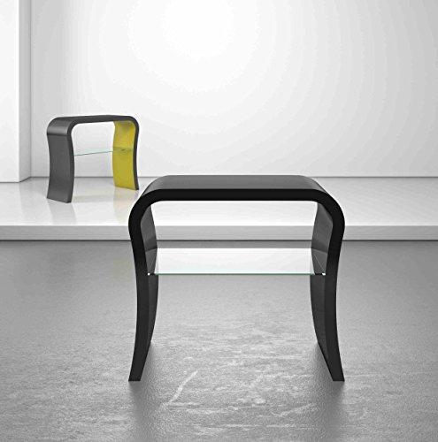 Coffee Table Layers White High Gloss Amazon Co Uk Kitchen: High Gloss White And Orange Modern Designer Hallway