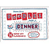 Doodles at Dinner: 36 Tear-Off Placemats (Doodle Placemats)