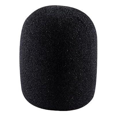 8 set of 5pcs Microphone Windscreen Sponge Foam Cover Shield Protection Long term karaoke DJ from Shenzhen Lotmusic Technologe Co.,Ltd