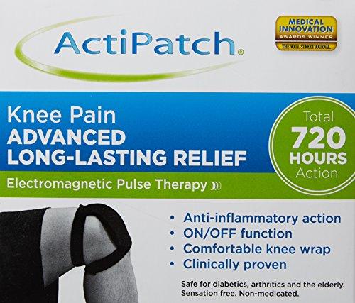 ActiPatch Schmerz Kit Bei Kniegelenke (Medikation Kit)