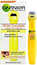 Garnier Natural White Eye Roll-On (15ml) - Set of 2