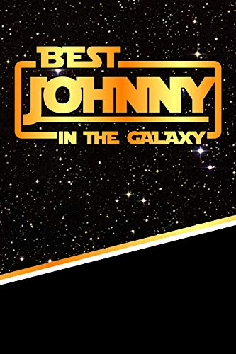 Best Johnny In The Galaxy: Jiu-Jitsu Training Diary Training journal log feature 120 pages 6