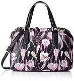 Tosca Blu Damen Flower Tea Bowlingtaschen, 30x21x18 cm