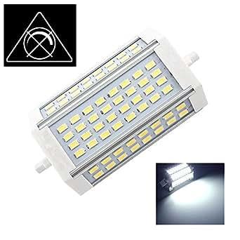 led r7s 30 w pas dimmable ampoule double extr mit j type j118 led projecteur blanc froid avec. Black Bedroom Furniture Sets. Home Design Ideas