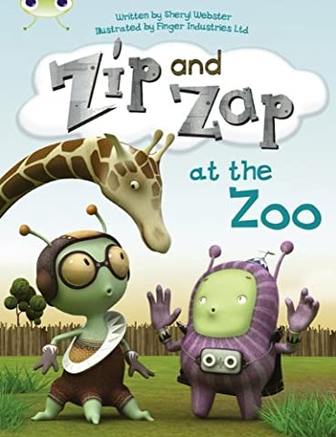 Zip and Zap at the Zoo: Yellow C/1c (BUG CLUB) by Sheryl Webster (2010-09-01)